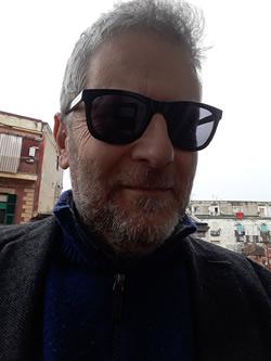 Marcello Strommillo autore Rossopietra